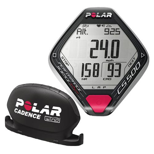 Polar CS 500 cad