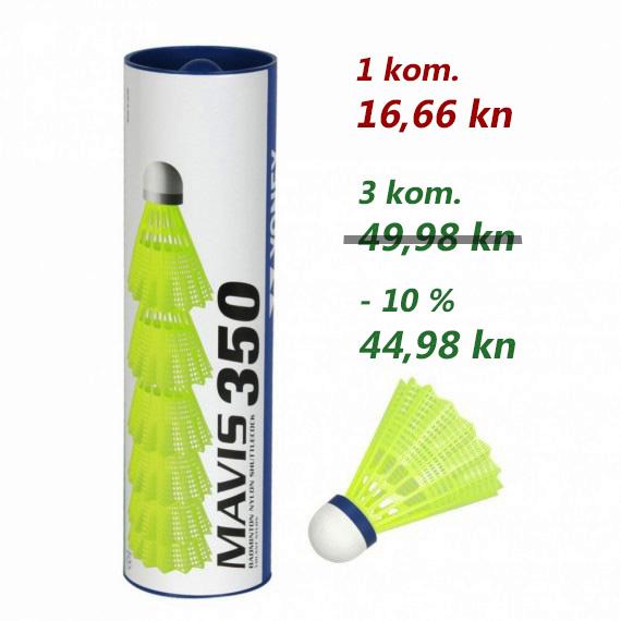 Yonex Mavis 350 M