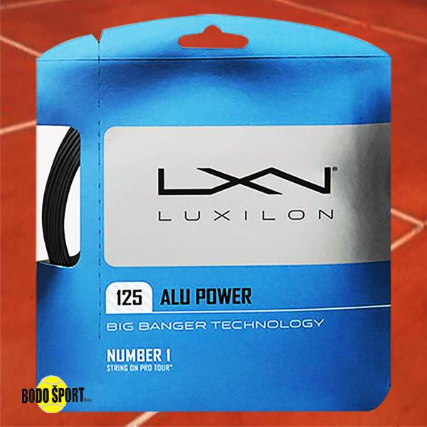 Alu Power 125 12,2m Luxilon