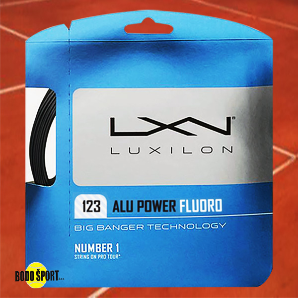 Alu Power Fluoro Luxilon