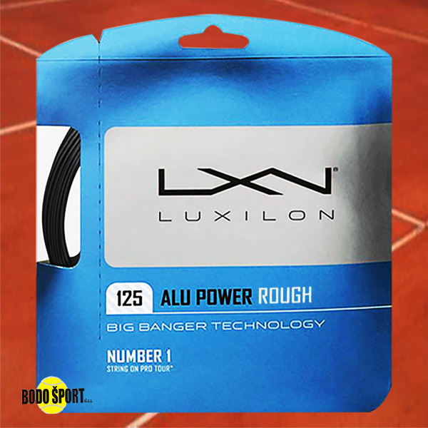Alu Power Rough Luxilon